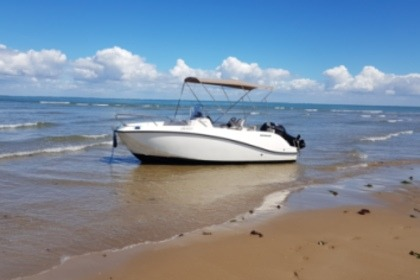 Charter Motorboat Quicksilver Avtive 535 Open La Rochelle