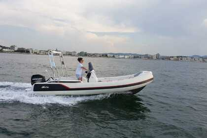 Hire RIB Brube Bat 580 Cattolica