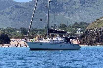 Hire Sailboat Jeanneau Sun Legende 41 Hendaye