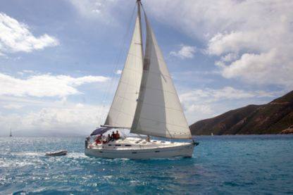 Rental Sailboat Beneteau Oceanis 393 Geni