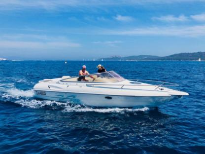Charter Motorboat Cranchi Turchese 24 Hyères