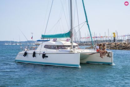 Location Catamaran Nautitech 40 Bonifacio