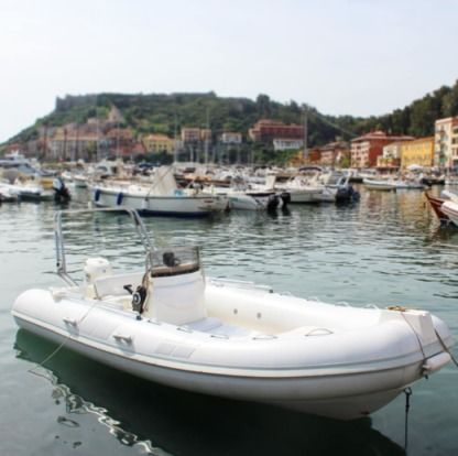 Location Semi-rigide Arimar 540 Porto Ercole