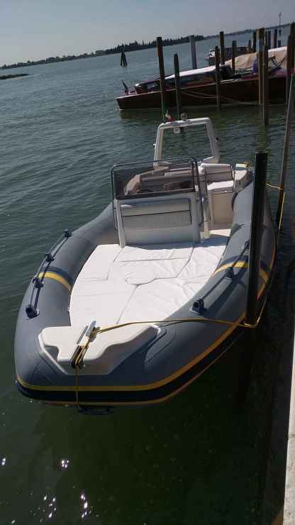 Rental RIB Marlin 18 Portegrandi