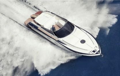 Rental Motorboat Blue Ice 380 V Lavagna