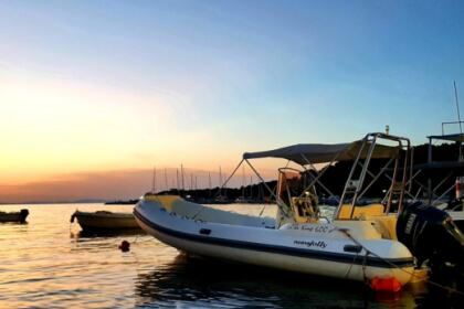 Charter RIB Nuova Jolly King 600 Exclusive Syvota