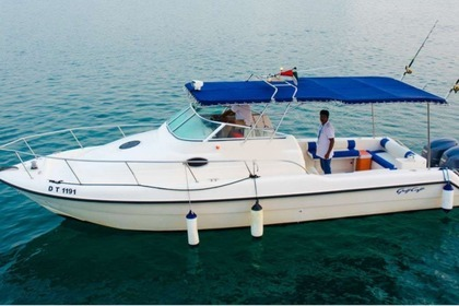 Hire Motorboat Gulf Craft 33 Dubai