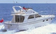 Motorboat Princess Princess 35 for hire