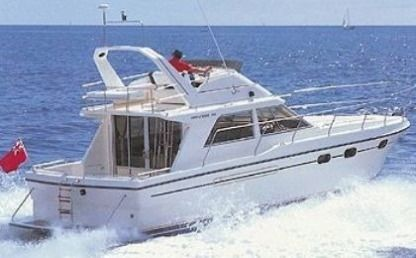 Charter Motorboat Princess Princess 35 Dieppe