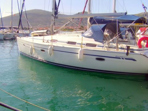 Charter sailboat in Trogir peer-to-peer