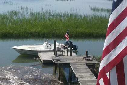 Hire Motorboat Motor Boat 21 Folly Beach
