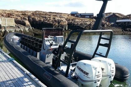 Rental RIB Gemini Waverider 1050 Oslo
