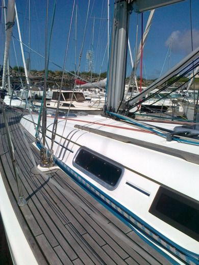 Location Voilier Dufour 40 Performance Saint-Mandrier-sur-Mer