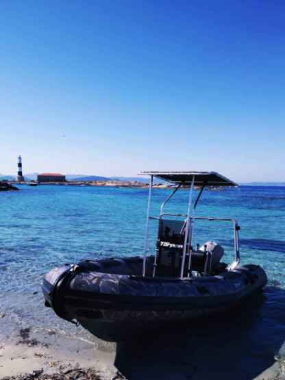 Location Semi-rigide Tarpon 500 Limited Edition Ibiza