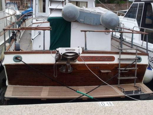 American Marine Grand Bank 36 in Théoule-sur-Mer for hire