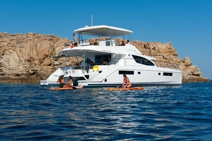 Location Catamaran Leopard 51 Porto-Vecchio