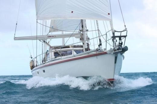 Sailboat Amel 54 for hire