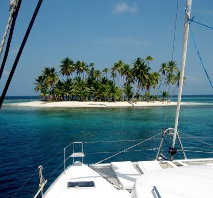 Location Catamaran Lagoon 440 Pacific Harbour