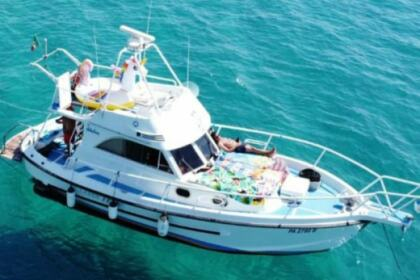 Rental Motorboat Catarsi Calafuria 36 Fly Province of Agrigento