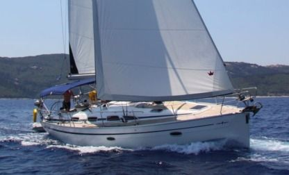 Charter Sailboat Bavaria 40 Cruiser Achillio