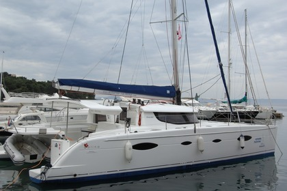 Location Catamaran FOUNTAINE PAJOT SALINA 48 Split