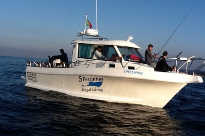 Hire Motorboat STARFISHER 840 WA Lisbon