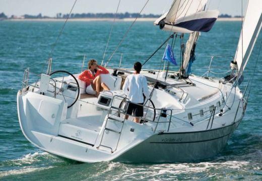 Barca a vela Beneteau Cyclades 43.4 da noleggiare