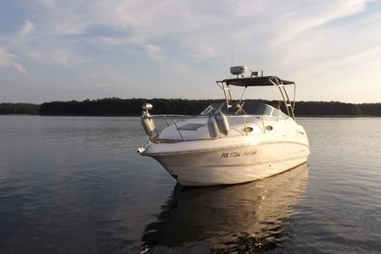 Hire Motorboat Chaparral 260 Gizycko