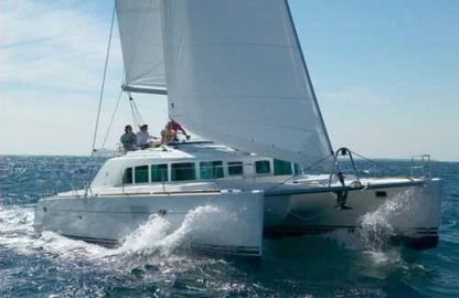 Location Catamaran Lagoon 440 Chardonnay Trogir