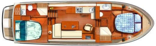 Motorboat Linssen Grand Sturdy 36.9 AC for hire