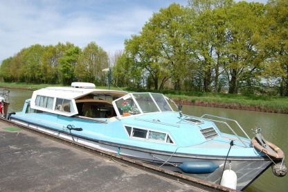 Location Péniche Bounty Boat Tasman 15  Buccaneer  34 Rc Nevers