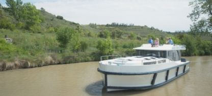 Rental Houseboat Peniche Horizon 4 Carrick-On-Shannon