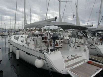 Rental Sailboat  Bavaria Cruiser 51 Šibenik