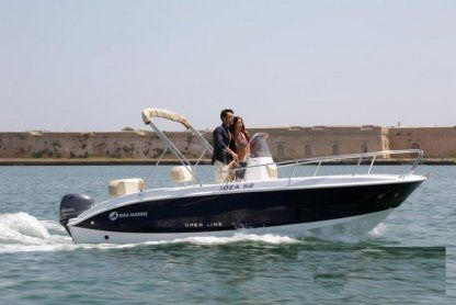 Rental Motorboat Idea 58 Santa Pola