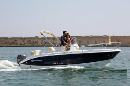 Hire Motorboat Idea 58 Santa Pola