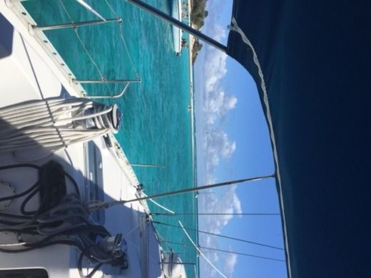 BENETEAU OCEANIS 440 in Marigot peer-to-peer