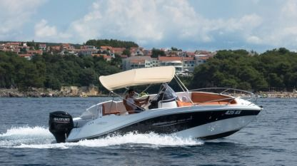 Charter Motorboat Barracuda 686 Wa Krk