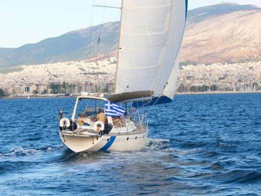 Charter Sailboat Atlantic Custom Athens