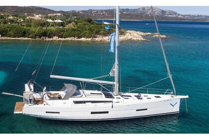 Hire Sailboat DUFOUR 56 Exclusive Portisco