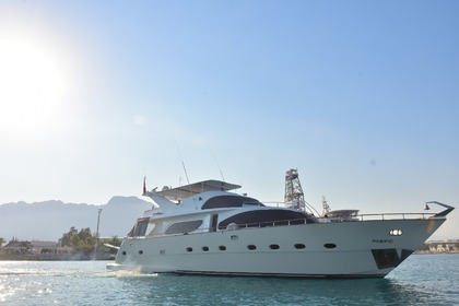 Hire Motor yacht Custom Made Pasific Antalya