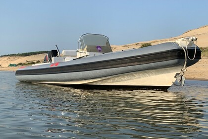 Location Semi-rigide Joker Boat Clubman 26 Lège-Cap-Ferret