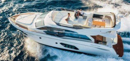 Alquiler Lancha Absolute 52 Fly Palma
