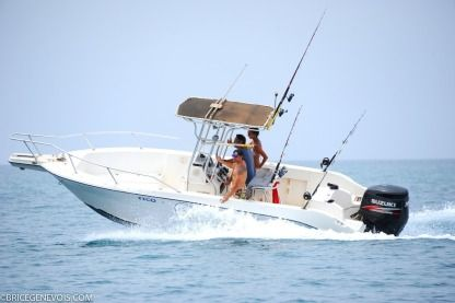 Rental Motorboat Angler Open 7 M  Fisher Murdeira
