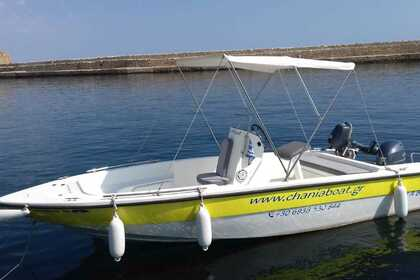 Rental Motorboat Mare 550 Poseidon Chania