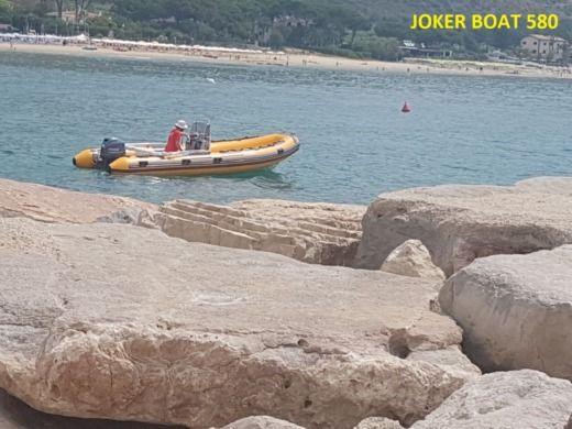 Location Semi-rigide Joker Boat Coaster 580 Porto Badino