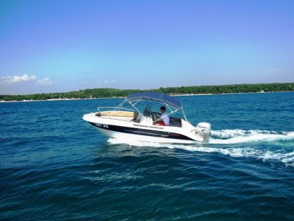 Rental Motorboat Eolo 600 Day Andora