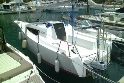Hire Sailboat VIKO s22 Split
