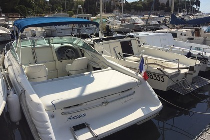 Hire Motorboat SEA RAY VEDETTE Beaulieu-sur-Mer