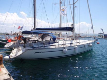 Charter Sailboat Bavaria 44 Ajaccio