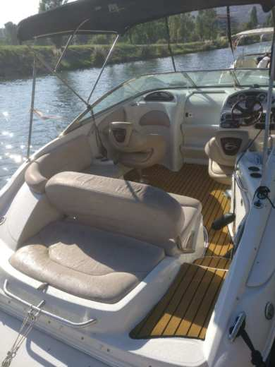 Motorboat Crownline 236 Sport Cuddy